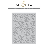 Altenew Striped Leaf Cover Die ALT1846