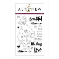 Altenew Charmed Stamp Set ALT1851
