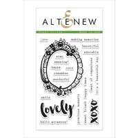 Altenew Sweet Friend Stamp Set ALT1859