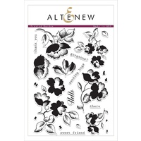 Altenew Frosted Garden Stamp Set ALT1989