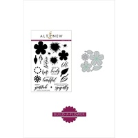 Altenew Build-A-Flower Sakura Blossom Die and Stamp Set