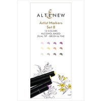 Altenew Artist Markers 12 Colour Set B