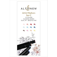 Altenew Artist Markers 12 Colour Set C