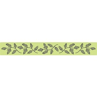 Cheery Lynn Designs B178 Flourish Leaf Strip