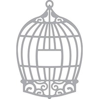 Cheery Lynn Designs B198 Bird Cage FREE SHIPPING
