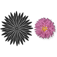 Cheery Lynn Designs B311 Chrysanthemum Die
