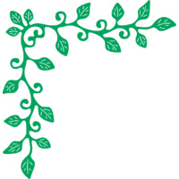 Cheery Lynn Designs B315 Ivy Corner Flourish