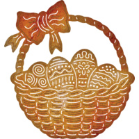Cheery Lynn Designs B526 Easter Basket Die