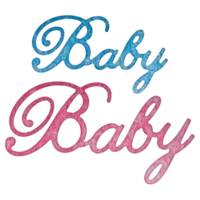Cheery Lynn Designs B631 Baby Die