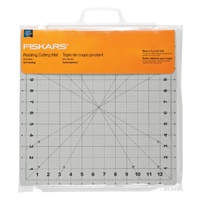 Fiskars Rotating 14x14 Craft Cutting Mat SelfHealing DoubleSided