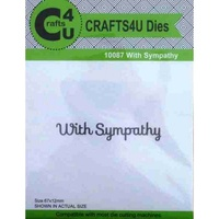 Crafts4U Die With Sympathy