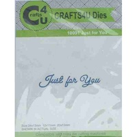 Crafts4U Die Script Just for You