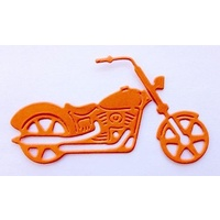 Cheery Lynn Designs Motorcycle Motorbike CABD-38 FREE SHIPPING