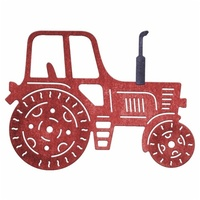 Cheery Lynn Designs Tractor CABD-61 FREE SHIPPING