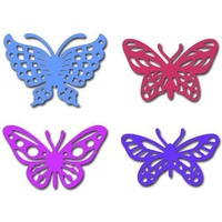Cheery Lynn Designs Butterfly Set CABTRF-18 FREE SHIPPING