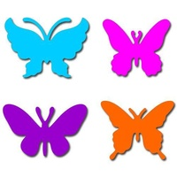 Cheery Lynn Designs Butterfly Set CABTRF19