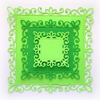 Cheery Lynn Designs Square Frames Set CAFR23