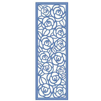 Sue Wilson Dies Striplet Collection Rose Garden CED1612