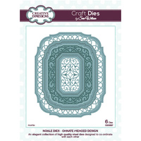 Sue Wilson Dies Noble Collection Ornate Pierced Design CED5507