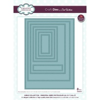 Sue Wilson Dies Noble Essential Sized Rectangles Die CED5515
