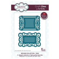 Sue Wilson Dies Belgian Collection Tags CED9202