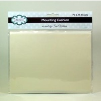 Creative Expressions Mounting Cushion 2pk A5 Sheets