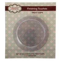 Sue Wilson Creative Expressions Pack of 6 Treat Cups