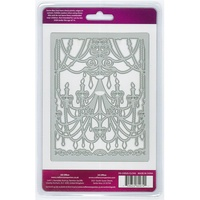 Crafter's Companion Die'sire Dies Create-A-Card Classic Chandelier