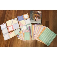 Creative Memories Paper Pack Memories & Moments Collection
