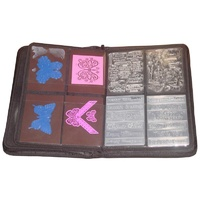DARICE Embossing Folder and Die Case, Organiser, Storage