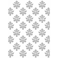 Couture Creations Embossing Folder 5x7 Gift Wrapping Cultivated