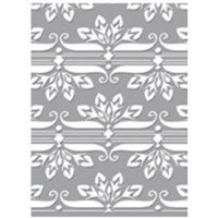 Couture Creations Embossing Folder 5x7 Art Nouveau Seedling Nouveau
