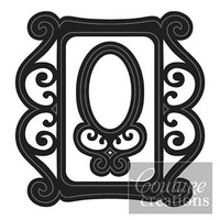 Couture Creations Dies Picture Frame