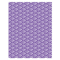 Couture Creations Embossing Folder A2 Harmony Collection Rainbow Wave