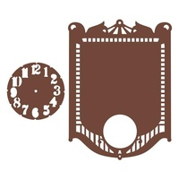 Couture Creations Dies Cuckoo Clock