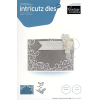 Couture Creations Dies Elegant Card Cuts Coteaux Curls