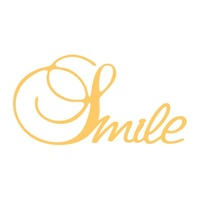 Couture Creations Die Script Smile FREE SHIPPING