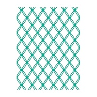 Couture Creations Embossing Folder A2 Tied Together FREE SHIPPING
