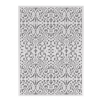 Couture Creations Embossing Folder 5x7 Intricate Background