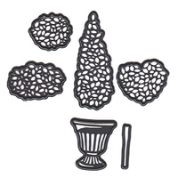 Marianne Design Craftables Dies Topiary CR1303