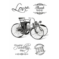 KaiserCraft Clear Stamps - On This Day CS101 FREE SHIPPING