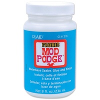 Mod Podge Fabric 236ml
