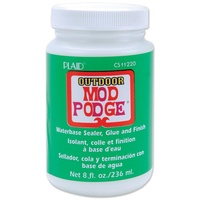 Mod Podge Outdoor Gloss 236ml