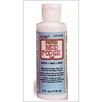 Mod Podge Paper Matte 118ml Acid Free
