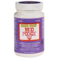 Mod Podge Hard Coat Satin 236ml