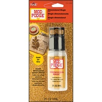 Mod Podge Dimensional Magic 59ml Gold