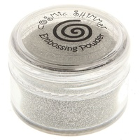 Cosmic Shimmer Brilliant Sparkle Embossing Powder Clear Mirage