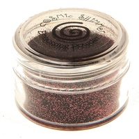 Cosmic Shimmer Brilliant Sparkle Embossing Powder Dazzle Berry
