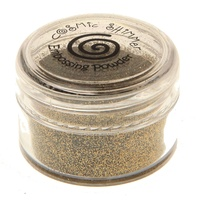 Cosmic Shimmer Brilliant Sparkle Embossing Powder Silver Dollar