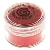 Cosmic Shimmer Brilliant Sparkle Embossing Powder Ruby Slippers